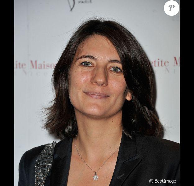 Estelle Denis, le 21 janvier 2013 à Paris.