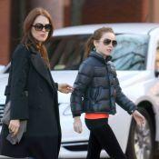 Julianne Moore : Sa fille Liv, pas encore 11 ans, est déjà son sosie !