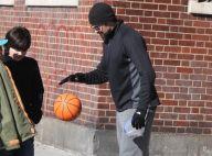 Hugh Jackman : Pas si ''Misérable'' pour jouer au basket avec son fils