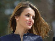 Letizia d'Espagne ravissante en cuir et cheveux au vent : Quelle apparition !