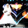Gad Elmaleh - Spectacle des Enfoirés 2013, La boîte à musique