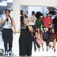 Amel Bent et Mimie Mathy - Spectacle des Enfoirés 2013, La boîte à musique
