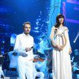 Christophe Willem et Nolwenn Leroy - Spectacle des Enfoirés 2013, La boîte à musique