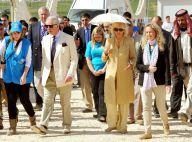Prince Charles et Camilla : Amoureux et solidaires des réfugiés en Jordanie