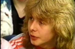 Clive Burr : L'ex-batteur d'Iron Maiden est mort à 56 ans