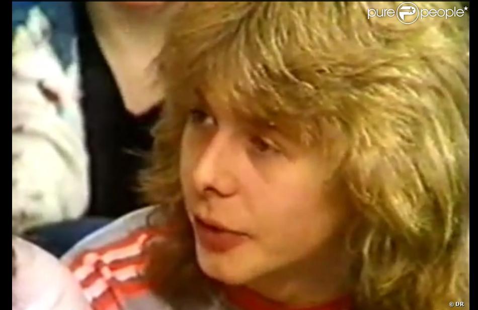 Clive Burr ancien batteur d'Iron Maiden, décédé dans la nuit du 12 au 13 mars 2013.