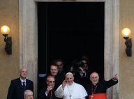 Le pape François : Première sortie officielle pour le nouveau souverain pontife