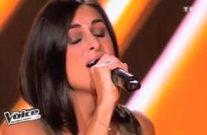 The Voice 2 : La superbe Alexandra Lucci, enceinte d'une petite fille, se confie