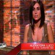 Alexandra dans The Voice 2, samedi 2 mars 2013 sur TF1