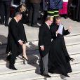 Les royaux étaient nombreux au rendez-vous de la messe d'inauguration du pontificat du pape François, le 19 mars 2013 au Vatican, sur la place Saint-Pierre. Une cérémonie qui s'est déroulée solennellement en présence de dignitaires de 132 états, dont nombre de figures royales, telles que le prince Albert et la princesse Charlene de Monaco, le prince Felipe et la princesse Letizia d'Espagne, le prince Willem-Alexander et la princesse Maxima des Pays-Bas, le roi Albert II et la reine Paola de Belgique...