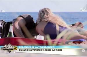 Les Anges de la télé-réalité 5 : Premier bisou tendre pour Benjamin et Aurélie