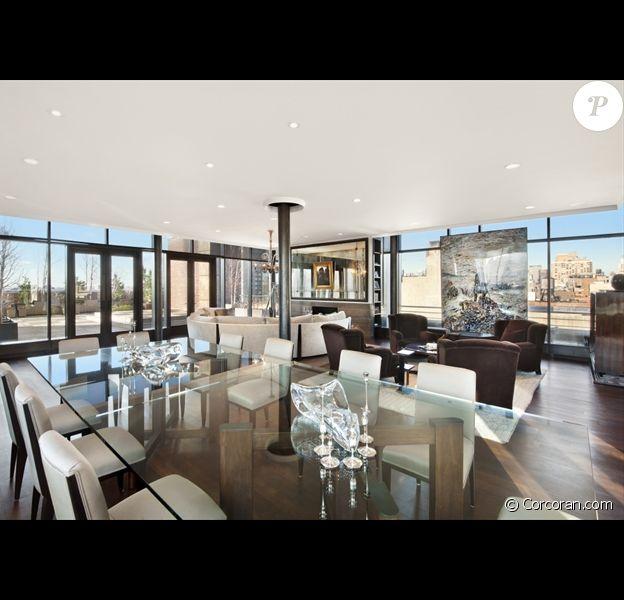 Jon Bon Jovi a mis en vente son sublime appartement de New York pour la somme de 42 millions de dollars.
