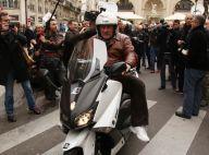 Gérard Depardieu : Son cher scooter volé... en plein coeur de Paris !