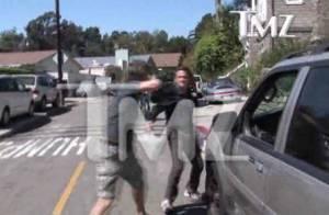 Sean Penn : Son fils, déchaîné, s'en prend agressivement à un photographe