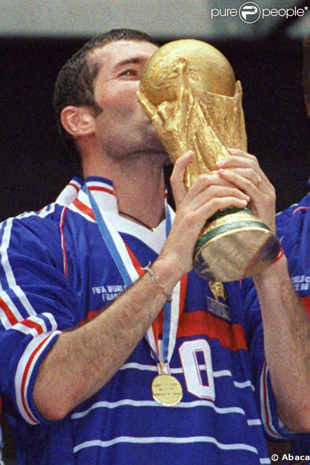 Choufoukolli zizou - Zidane coupe du monde 1998 ...