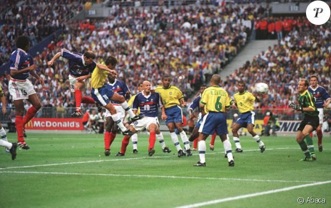 La coupe du monde 1998 finale france br sil - Coupe du monde 1998 chanson ...
