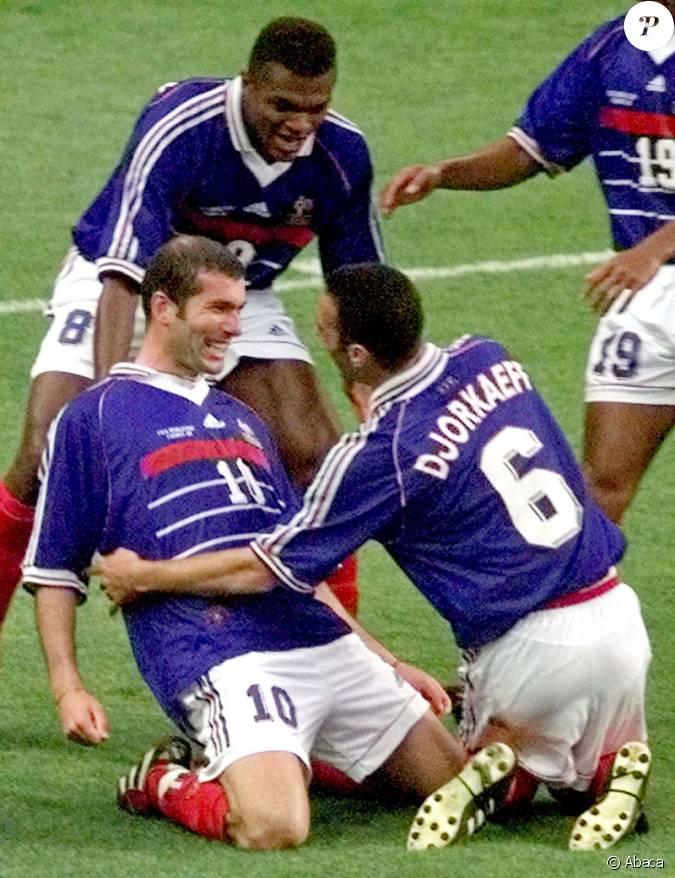 La coupe du monde 1998 - Emmanuel petit coupe du monde 1998 ...