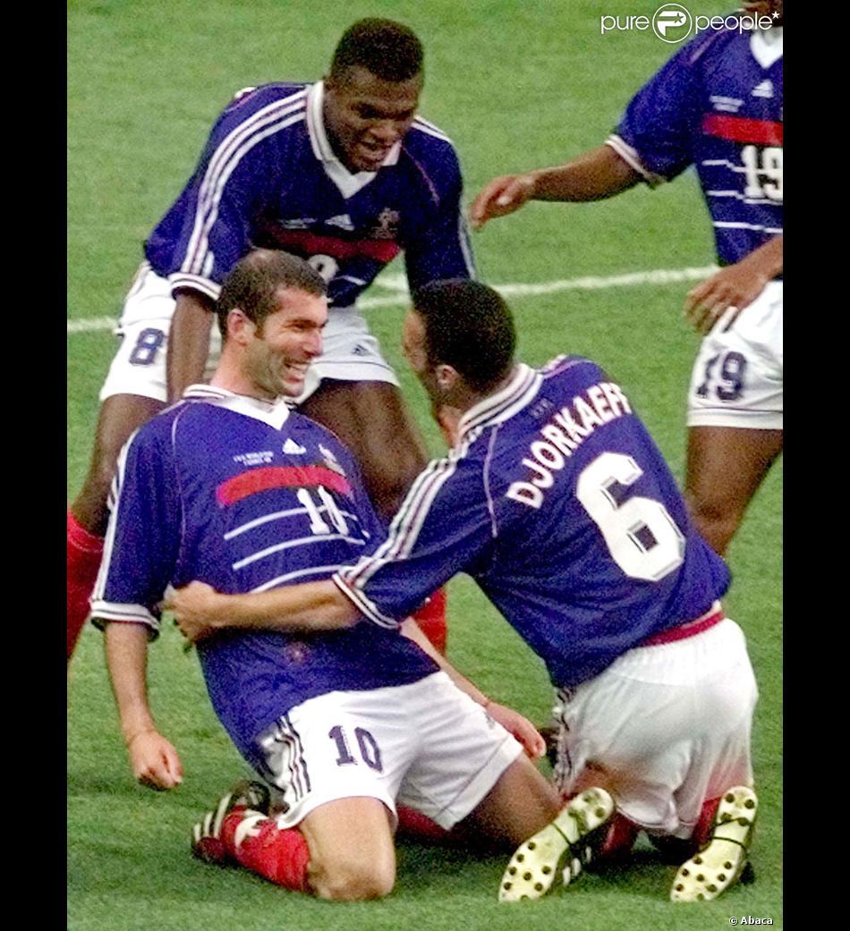 La coupe du monde 1998 purepeople - France 98 coupe du monde ...