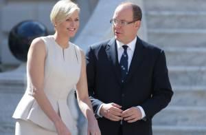 Charlene de Monaco : Lumineuse pour Ban Ki-moon, engagée au côté de Soon-taek