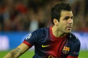 Barça-PSG : Cesc Fabregas papa, sa sublime compagne a accouché pendant le match