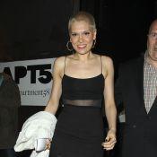 Jessie J : Crâne rasé et robe sexy après un fashion faux-pas au stade