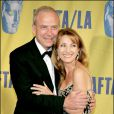 Jane Seymour et James Keach lors de Britannia Awards 2004.