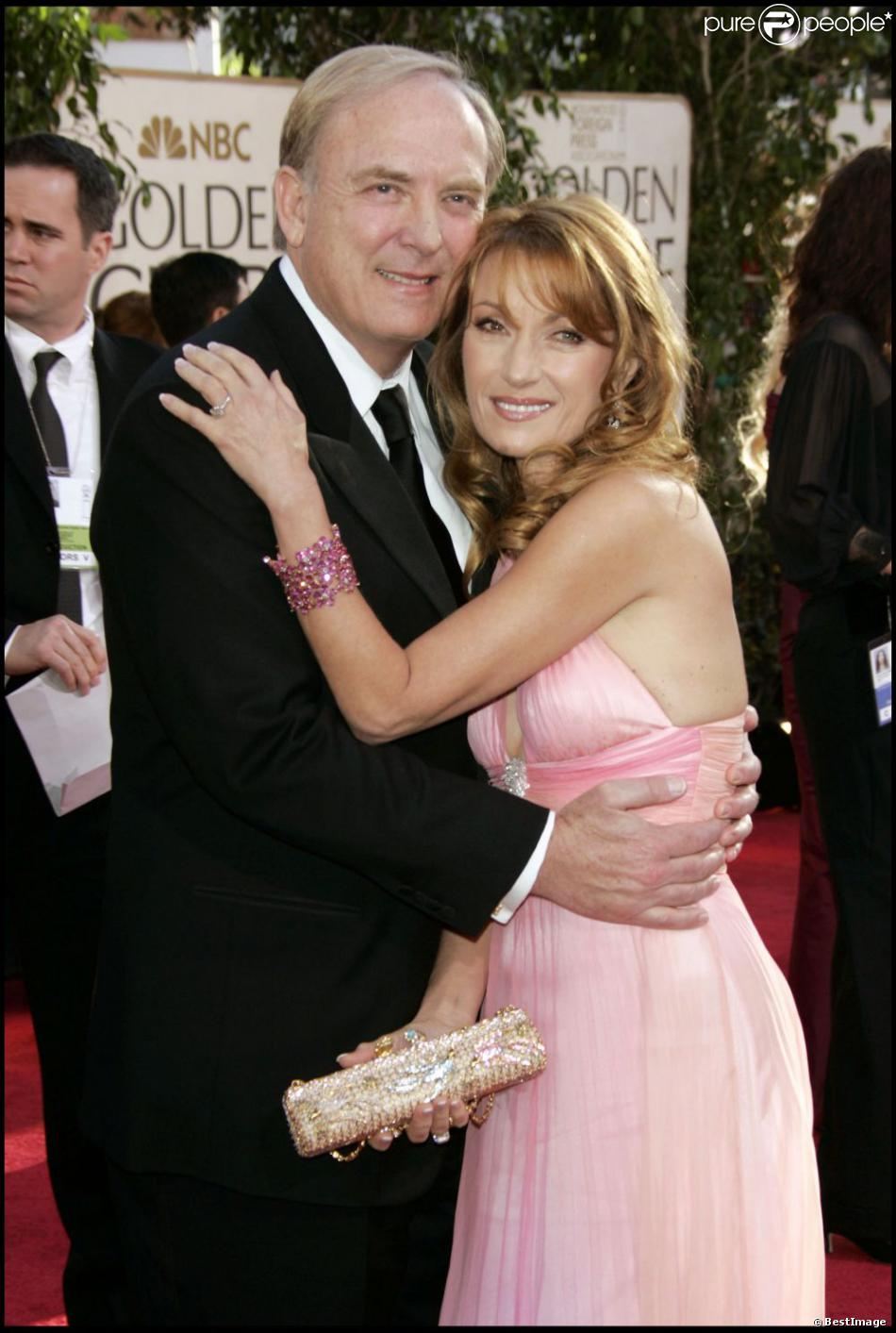 Jane Seymour couple