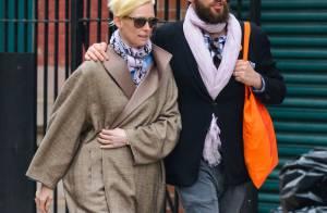 Tilda Swinton : Amoureuse et accro à son toyboy barbu de 35 ans !
