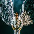 Le chanteur Justin Bieber en concert à Oslo, le 16 avril 2013.