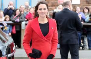 Kate Middleton : La plus élégante des stars enceintes, même face à Halle Berry