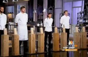 Top Chef 2013 : Demi-finale prestigieuse, Naoëlle exécrable avec Jean-Philippe