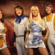 Les statues de cire du groupe ABBA au Musée à Tussaud's à Berlin, dévoilées le 20 avril 2013.
