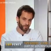 Top Chef 2013 : Yoni éliminé, Naoëlle, Florent et Jean-Philippe finalistes !