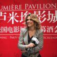 Lorie apporte l'élégance française et son charme au Festival de Pékin, le 16 avril 2013.