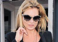 Kate Moss : Fan de friperies et créatrice de bijoux de luxe