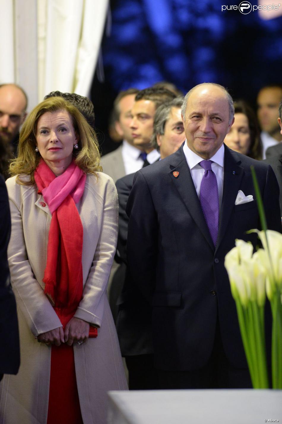 valérie trierweiler rencontre avec françois hollande