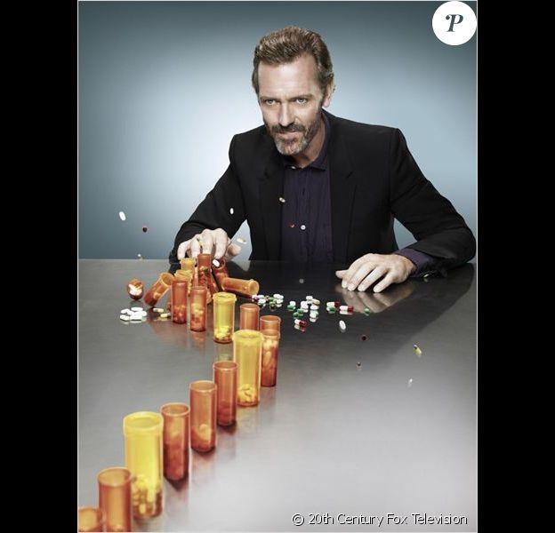 Hugh Laurie dans Dr House