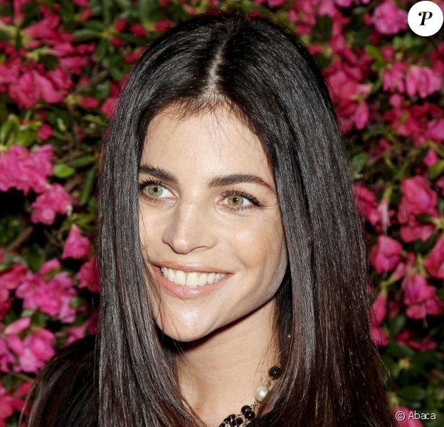 Julia Restoin Roitfeld lors du dîner Chanel à New York le 24 avril 2013