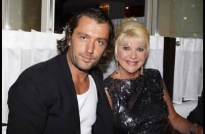 PHOTOS : Première sortie officielle pour Ivana Trump et son nouveau mari...