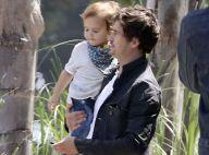 Orlando Bloom : Craquant papa dévoué au petit Flynn avant le Festival de Cannes