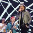 """""""Les Rolling Stones en concert à l'Arena O2 de Londres à l'occasion de leur 50e anniversaire. À Londres, le 25 novembre 2012."""""""