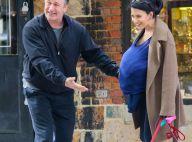 Alec Baldwin : Futur papa blagueur avec sa belle Hilaria et sa fille Ireland