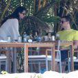 Lea Michele et Cory Monteith profitent de quelques jours de vacances à Puerto Vallarta au Mexique, le 7 mai 2013.