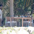 Lea Michele et Cory Monteith en vavances à Puerto Vallarta au Mexique, le 7 mai 2013.