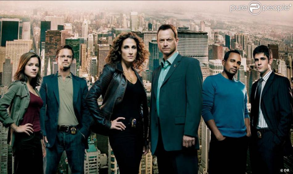Les Experts : Manhattan, visuel promotionnel.
