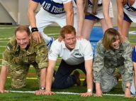 Prince Harry aux Etats-Unis : Le plus drôle des Warriors en plein jeu !