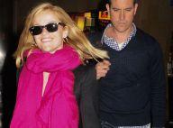 Reese Witherspoon : Très souriante, la blonde continue son opération séduction