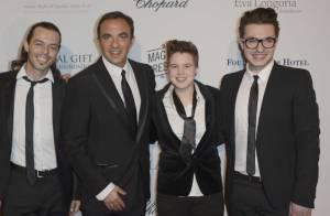 The Voice 2 : Olympe, Nuno, Yoann et Loïs chantent devant Eva Longoria, honorés