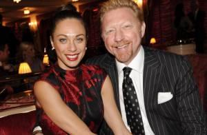 Boris Becker : Boum-boum honoré et ému devant sa belle Lilly Kerssenberg