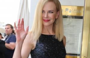 Cannes 2013 : Nicole Kidman, sublime, Vanessa Paradis, discrète, sont arrivées